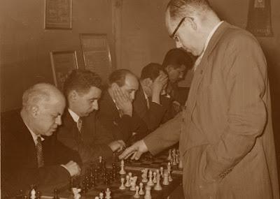 Simultáneas de Àngel Ribera, Barcelona, 25 de febrero de 1957
