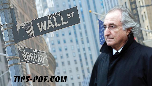 وفاة أكبر المحتالين الماليين في تاريخ وول ستريت Wall Street