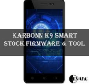 Download Karbonn Titanium K9 Smart Stock Firmware ROM (Flash File) V020