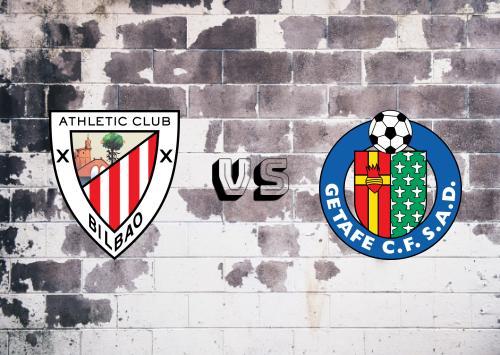 Athletic Club vs Getafe  Resumen