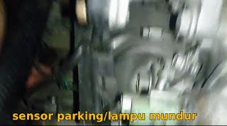 Lampu stop dashboard accord cielo nyala
