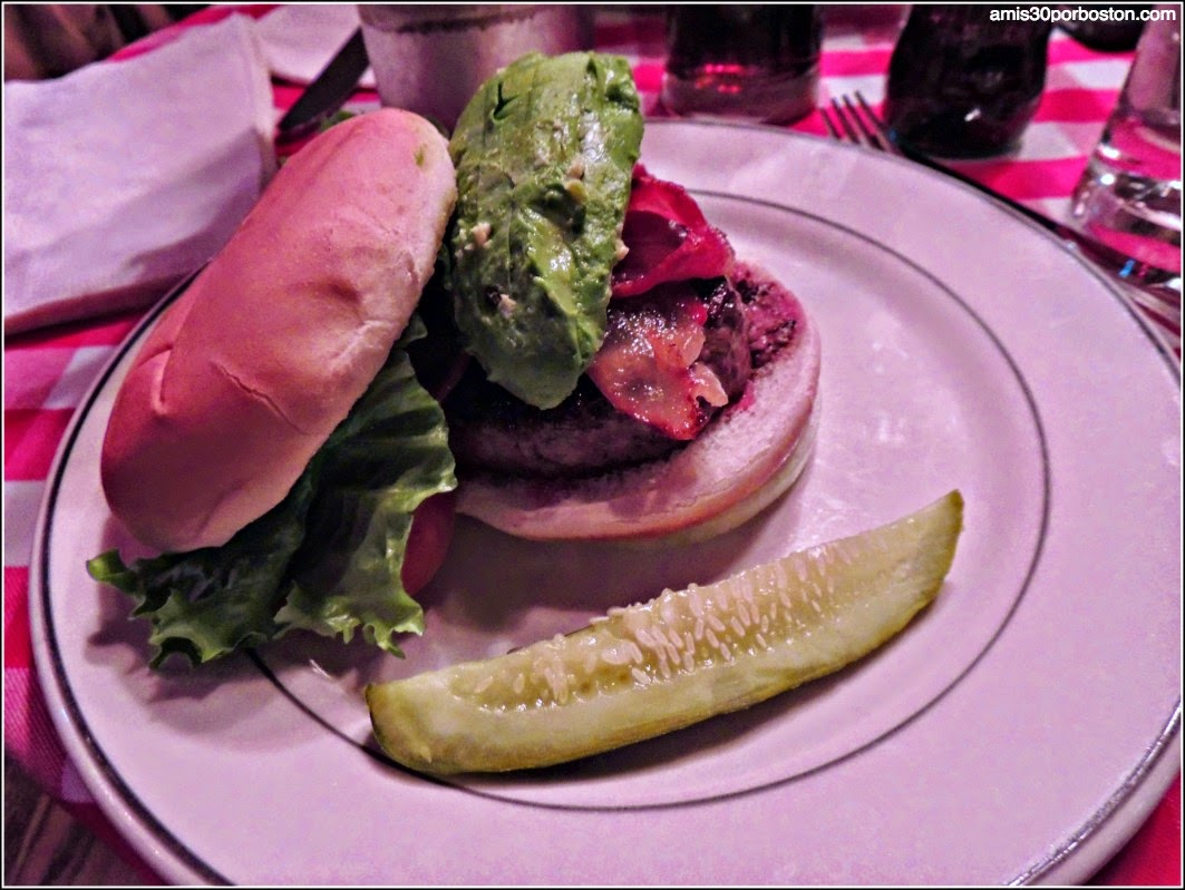 P. J. Clarke´s: Simply On A Bun