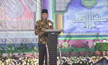 Resmi Menutup Kegiatan MTQ ke 29, Wakil Bupati Ketapang Ucapkan Selamat Kepada Para Pemenang