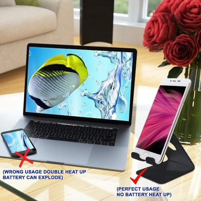 Best Mobile Stands : हे मोबाईल स्टॅण्ड वापरल्याने तुमचं काम होईल हलकं!