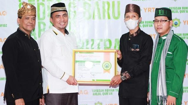 Rumah Tahfidz Ahlul Quran Batubara Buka Cabang Baru Untuk Generasi Muda Kecanduan Game Online