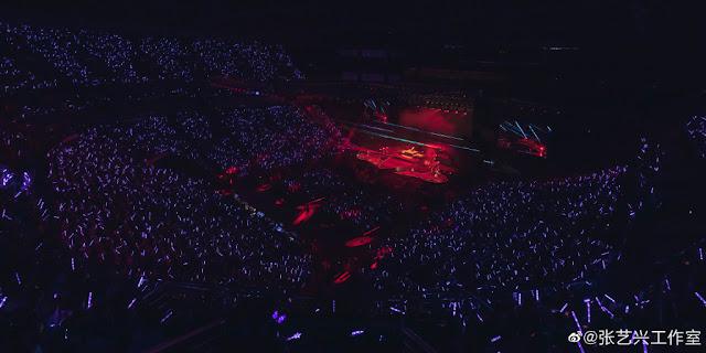 zhang yixing concert solo