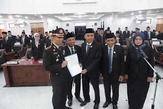 DPRD Lumajang Deklarasi Dukung Kapolres Berantas Kejahatan Bisnis Skema Piramida