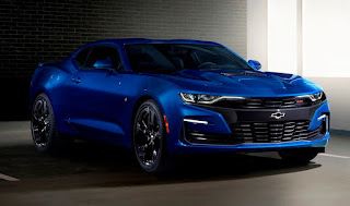 2019 Chevrolet Camaro SS The Wide Beast Muscle Car