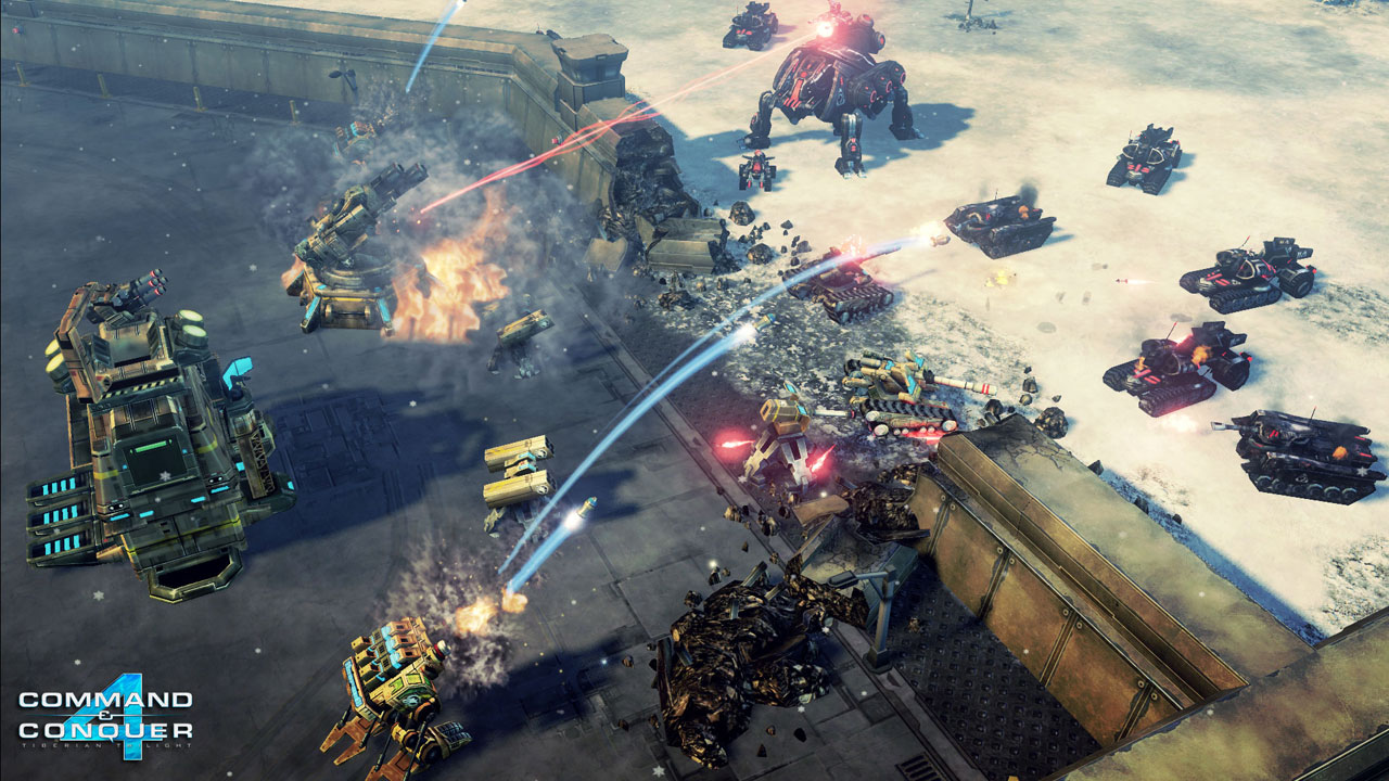 Command & conquer 4: tiberian twilight free download « igggames.