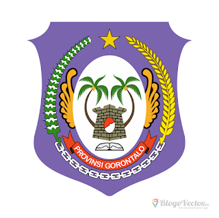 Provinsi Gorontalo Logo vector (.cdr)