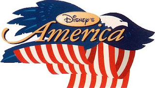 Disney's America Logo