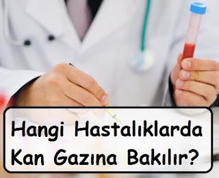 Hangi Hastalıklarda Kan Gazına Bakılır