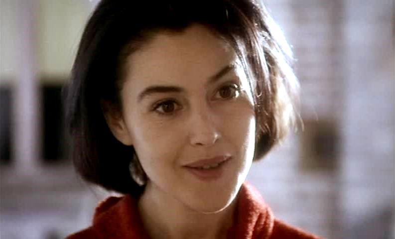 Movie and TV Cast Screencaps: Monica Bellucci as Lisa in L ...