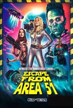 Escape from Area 51 2021 - Dublado / Legendado WEB-DL 1080p – Download