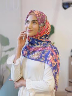 HIJAB ID: Review Kumpulan Model Hijab Printing Terbaru