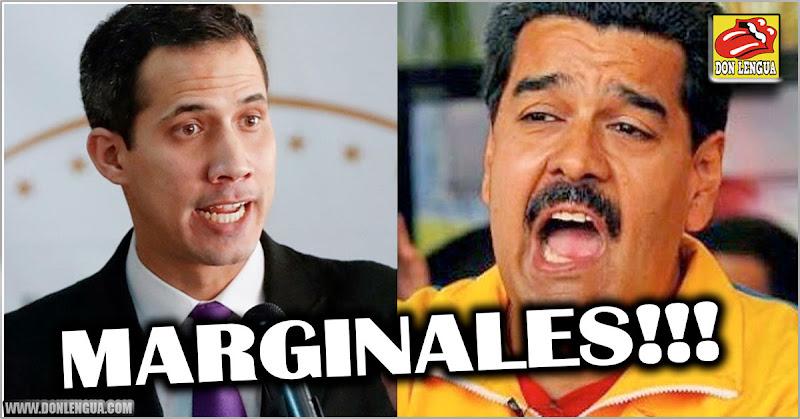 Por detener a Gilber Caro | Juan Guaidó arremete contra Maduro usando lenguaje marginal