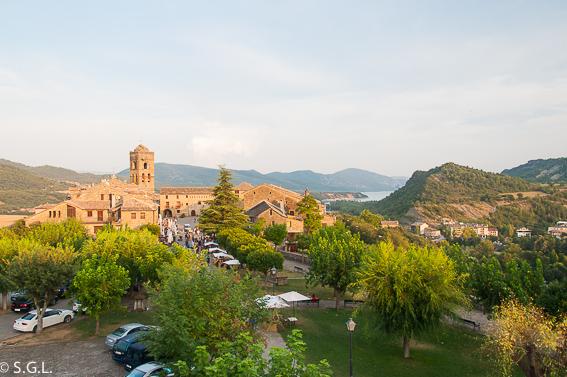 Aínsa. Recorrido por Huesca