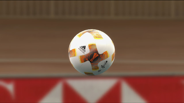 PES 2013 Adidas UEFA Europa League 17-18 Ball by Goh125