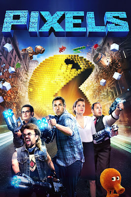 Pixels 2015 Watch full english movie online