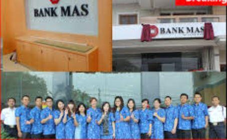 Alamat Lengkap dan Nomor Telepon Kantor Bank Mas di Bandar Lampung