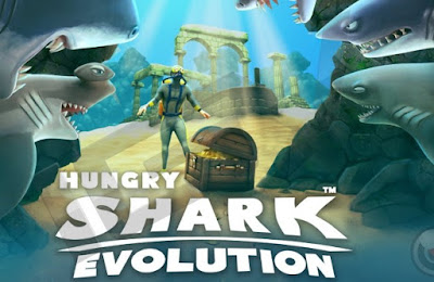 Hungry Shark Evolution Android game