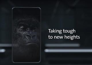nuevo slogan de gorilla glass 5