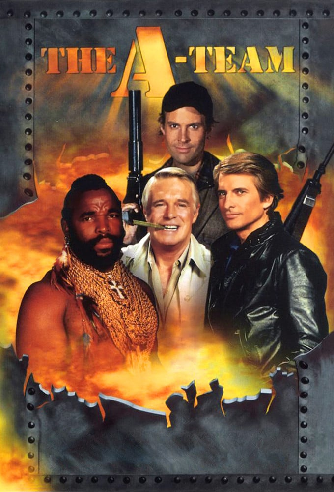 The A-Team (1983) Serie Completa 1080p Español Latino