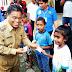 Wabup Mimika Launching 30.000 Kartu Identitas Anak
