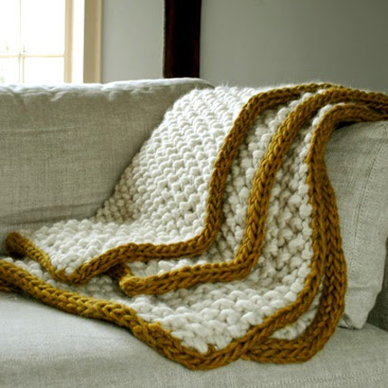Eleventh Hour Blanket - Free Pattern