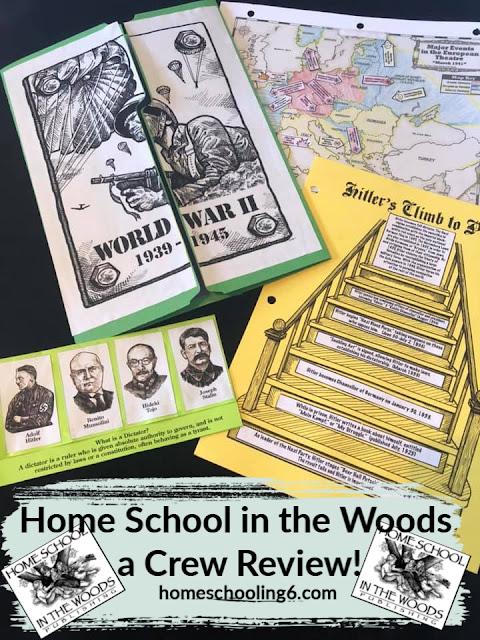#homeschoolinthewoods