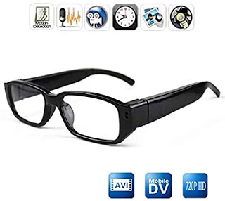 eyeglass spy camera-Cool Gadgets For Students 2020