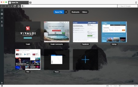 Download Vivaldi 1.2.490.35 Final Portable