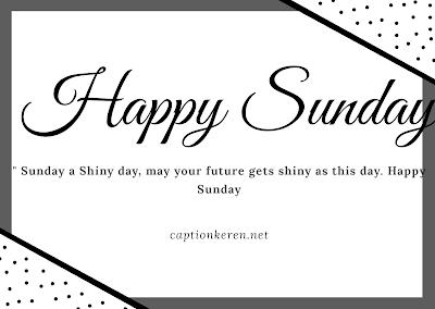Ucapan Selamat Hari Minggu Bahasa Inggris