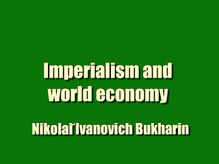 Imperialism and the world economy