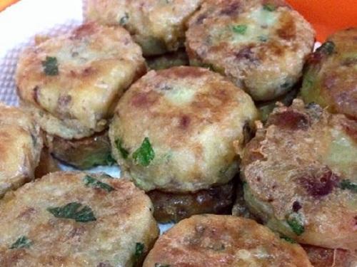 Resepi Begedil Daging Crispy!!