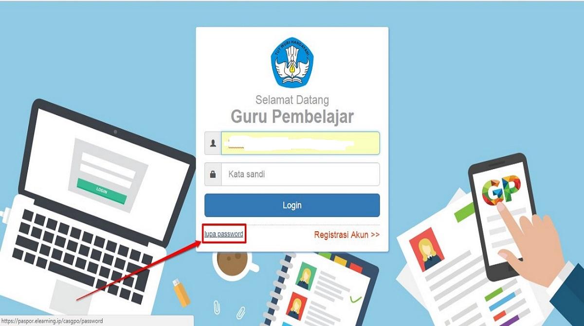 Cara Mengatasi Lupa Password Sim PKB