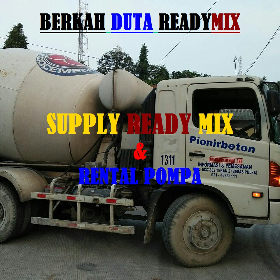 Image Result For Ready Mix Tangerang