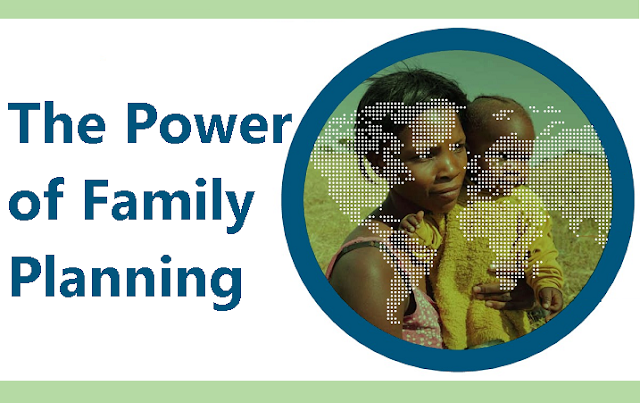 The Power of Family Planning #Infographic