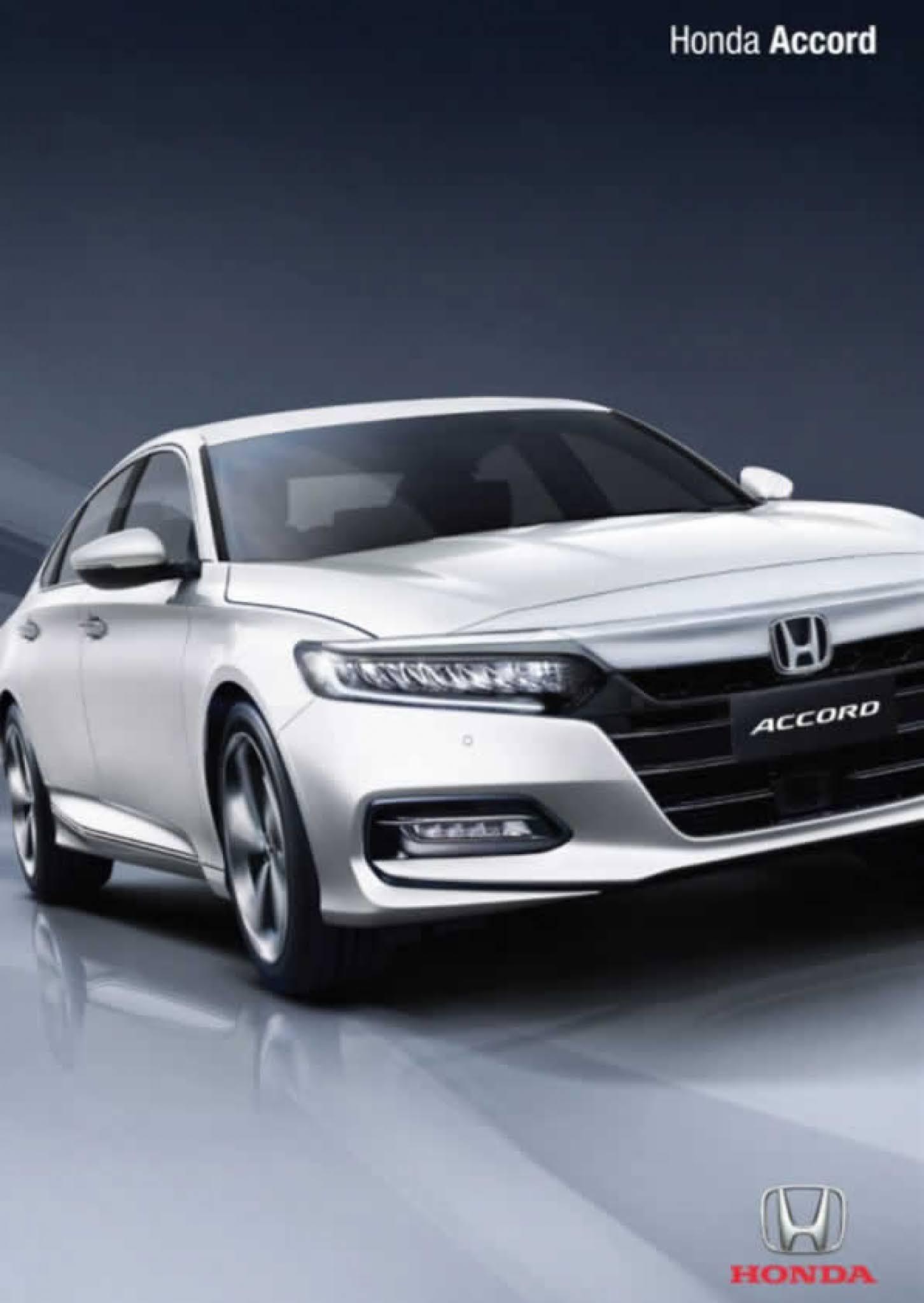 Harga  Honda Accord  Pekanbaru Riau Terbaru 2021