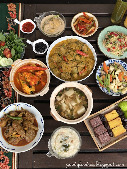 Hotel Maya KL Ramadan 2021 takeaway delivery