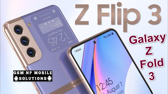Samsung Galaxy Z Fold 3 Stock Wallpapers & Galaxy Z Flip 3