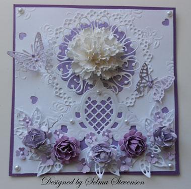 Flowers /& Leaves LR0156 Marianne Design Creatables Dies