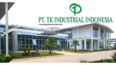 Lowongan Kerja PT TK Industrial Indonesia (Taekwang)