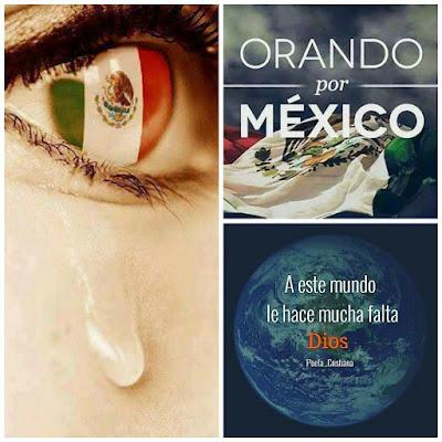 Sismo en México | Ahora si oramos, ahora si clamamos a Dios | Hipocritas
