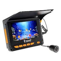 "Jual Underwater Fishing Camera Eyoyo 4.3"" Display CALL 08128222998"