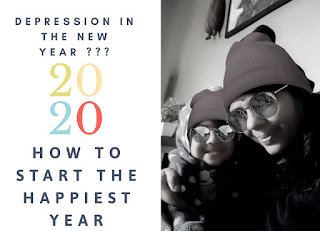 Depression in New Year: How To Start The Happiest Year