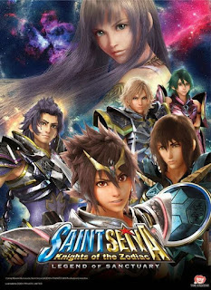 Saint Seiya : Legend of Sanctuary (2014)