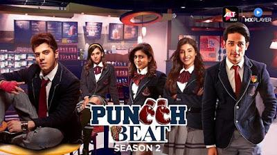 Punch Beat 2 Web Series Cast