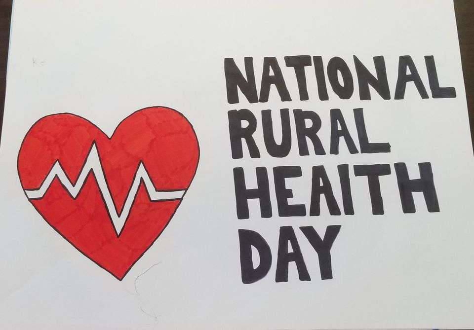 National Rural Health Day Wishes Images download