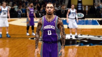 NBA 2K13 Michael Beasley Best Realistic Accurate Face